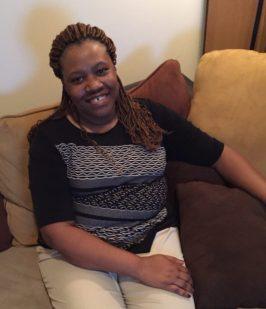 Shelvi McFadden enjoys giving back to her community in many ways, including through volunteering with United Way of Northeast Florida. Credit: Nancy Winckler-Zuniga