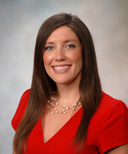 Ashley Pratt enjoys serving the community through United Way of Northeast Florida's young-professionals group, Atlantic Circle.
