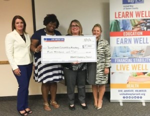 WLC Young Women's Leadership Academy Check Presentation-392x304