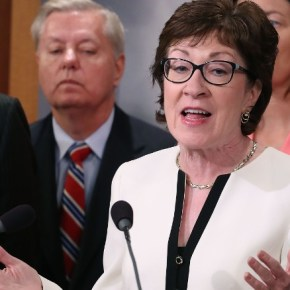 GOP Sen. Susan Collins: Deporting 'DREAMer' contradicts Trump's own policy