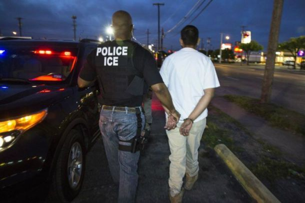 (Photo: U.S. Immigration and Customs Enforcement agency handout)