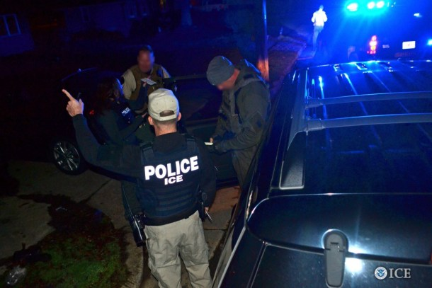 CREDIT: U.S. Immigration and Customs Enforcement/ Bryan Cox