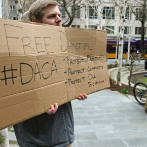 Undocumented DREAMers mark 5th anniversary of DACA with fear and hope