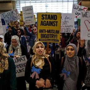 Muslim community advocates plan march through downtown L.A. Sunday to protest Trump's latest travel ban