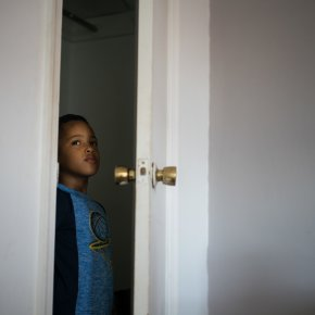 A Migrant Boy Rejoins His Mother, but He's Not the Same
