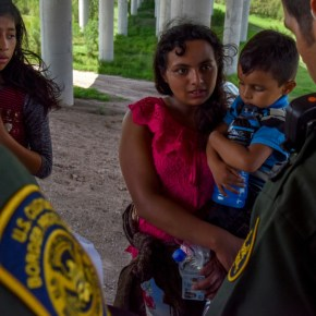 A Record Number of Families Are Crossing the Southern Border Illegally
