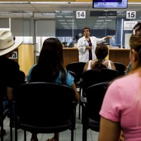 Immigrants pay more into the healthcare system than they get out of it, study shows