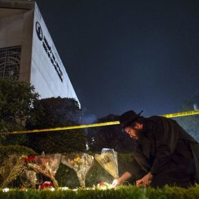 The Tree of Life Synagogue victims died so that refugees could live