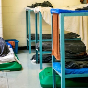 ICE Wants to Make a Growing Detainee Population Sleep on Plastic Platforms Designed for Overcrowded Prisons