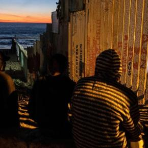 Majority say migrants in caravan should be given the opportunity to enter the country