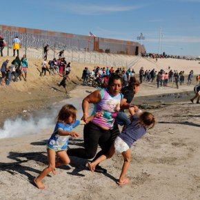 Doctors Say Using Tear Gas On Migrant Children Can Have Severe, Long-Lasting Effects