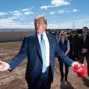 """Trump Insists that U.S. """"Is Full"""" as Part of New Push Against Migrants"""