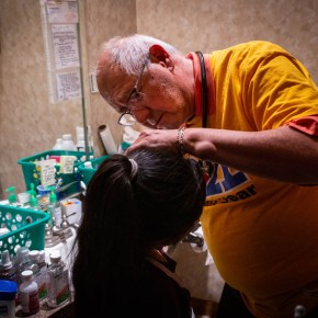Volunteer Doctors Struggle To Provide Stopgap Care To Immigrants At The Border
