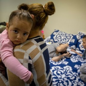 We Fled the Gangs in Honduras. Then the U.S. Government Took My Baby.