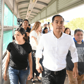 "Julián Castro Just Saw Donald Trump's Border Crisis Firsthand: ""His Agenda Is Killing People"""