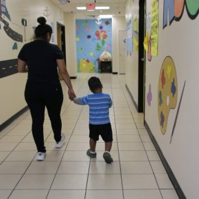 Private sector seeks to profit by detaining migrant kids