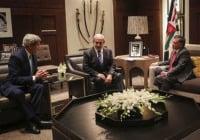 Netanyahu in Jordan