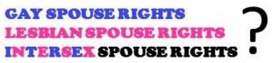 Intersex Gay Lesbian Rights