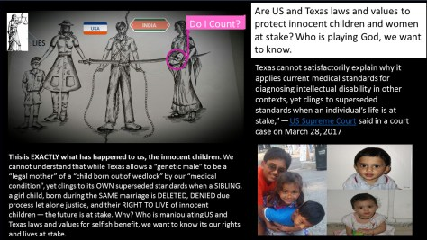 Texas Board Certified Houston Family Law Attorney Adam Morris - A Texan Girl Child Deleter