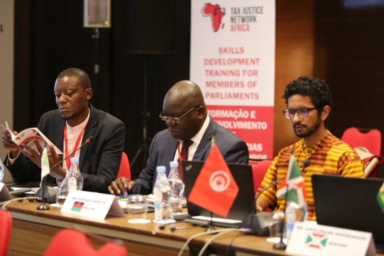 Parliamentarians For Tax Justice: Fighting Illicit Financial Flows From Africa