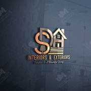 Custom interior logo design