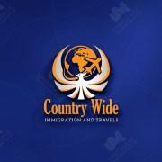 Professional travels logo design