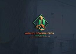 how to design a construction company logo