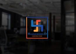 Professional construction logo