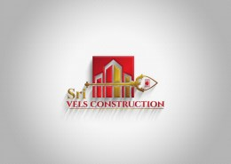 modern construction logo design
