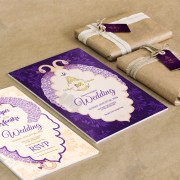 Professional Wedding card design