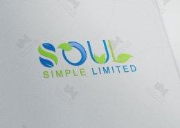 Professional agriculture brand logo design
