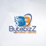 custom technology band logo design