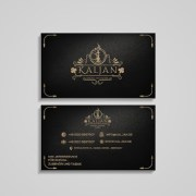 Professional Business card design
