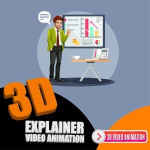 3D Explainer Video Animation Maker