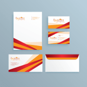 professional stationery design
