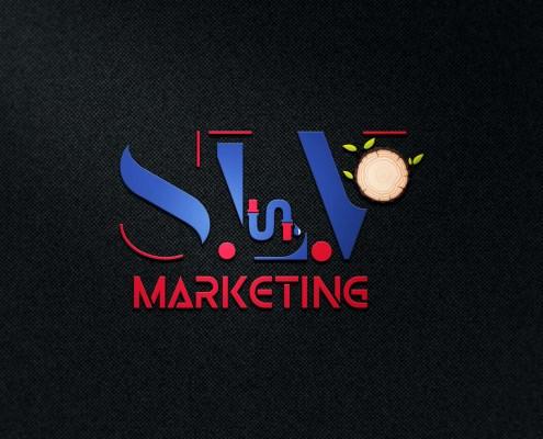 Professional marketing logo design