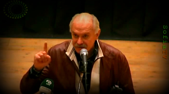 FROM THE ARCHIVES: Nikita Mikhalkov masterclass | Sofia Film Fest 2008