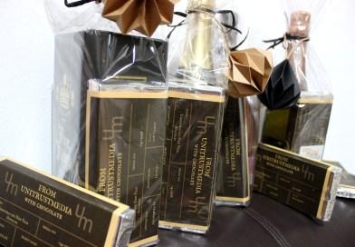 Unitrustmedia Christmas customer gifts