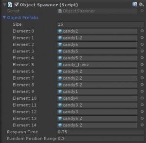 Object Spawner