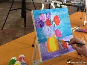 Guest Workshops @ Unity Arts Ministry Studio