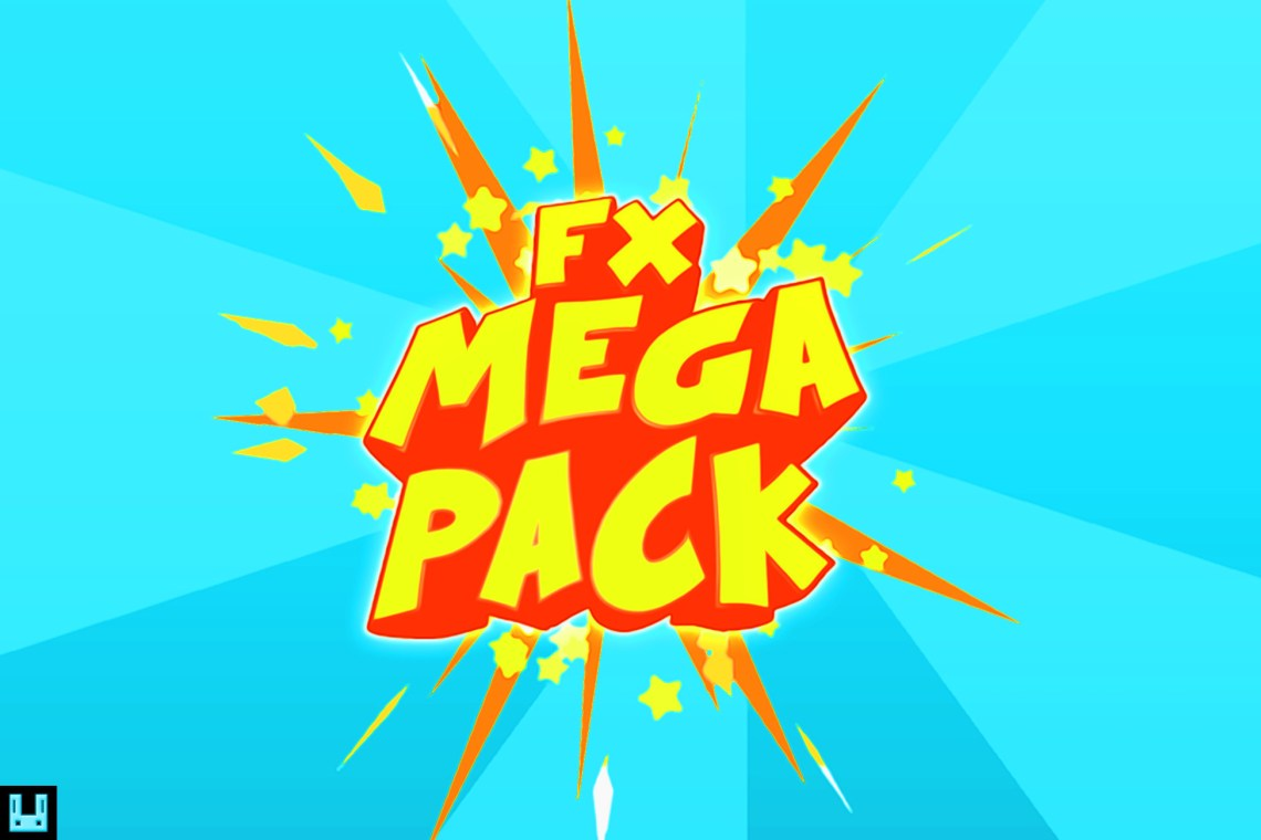 Download FX Mega Pack - Free Download | Unity Asset Collection