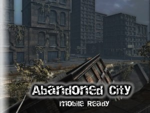 Apocalyptic World Part 3 Abandoned City for free (unityassets4free)