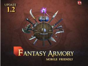Fantasy Armory: Weapons Pack