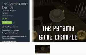 The Pyramid Game Example