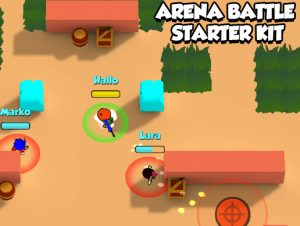 Arena Battle Starter Kit – Free Download