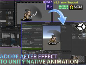AE2Unity: After Effect To Unity Animation