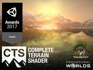 CTS – Complete Terrain Shader 1.9.1