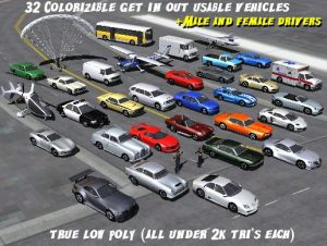 Get In Out Vehicle Collection