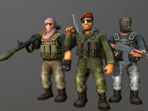 Toon Soldiers – Militia
