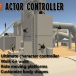 Actor Controller – An advanced character controller